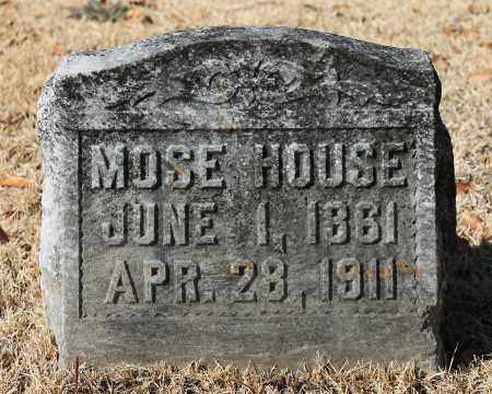 HOUSE, MOSE - Etowah County, Alabama | MOSE HOUSE - Alabama Gravestone Photos