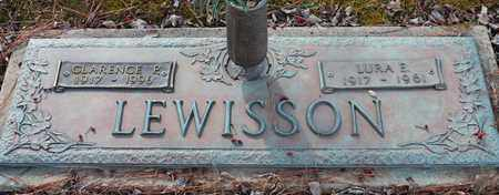 LEWISSON, LURA E - Etowah County, Alabama | LURA E LEWISSON - Alabama Gravestone Photos