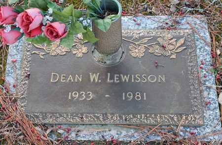 LEWISSON, DEAN W - Etowah County, Alabama | DEAN W LEWISSON - Alabama Gravestone Photos