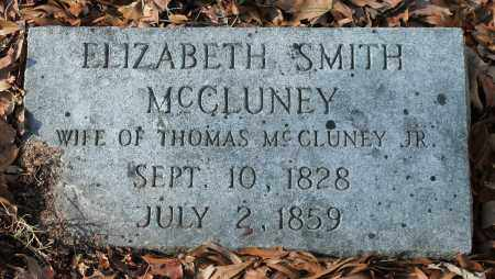 SMITH MCCLUNEY, ELIZABETH - Etowah County, Alabama | ELIZABETH SMITH MCCLUNEY - Alabama Gravestone Photos