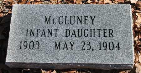 MCCLUNEY, INFANT - Etowah County, Alabama | INFANT MCCLUNEY - Alabama Gravestone Photos