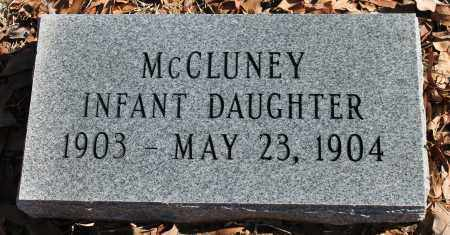 MCCLUNEY, INFANT - Etowah County, Alabama | INFANT MCCLUNEY - Alabama Gravestone Photos