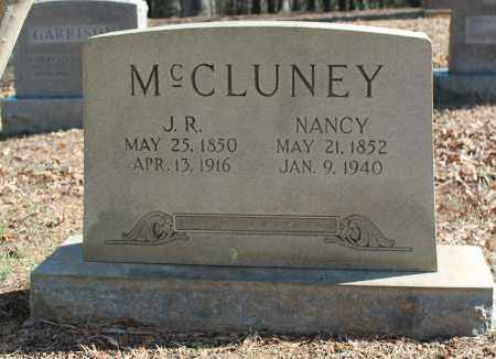MCCLUNEY, J R - Etowah County, Alabama | J R MCCLUNEY - Alabama Gravestone Photos