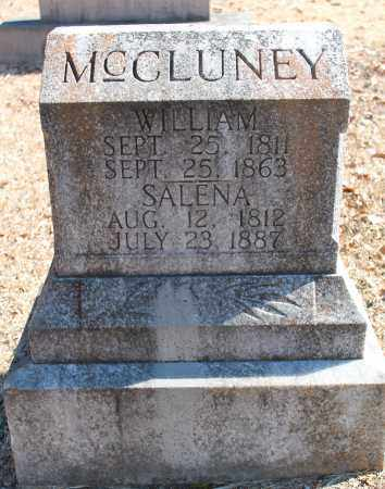 MCCLUNEY, WILLIAM - Etowah County, Alabama | WILLIAM MCCLUNEY - Alabama Gravestone Photos