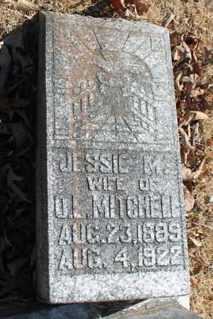 MITCHELL, JESSIE M - Etowah County, Alabama   JESSIE M MITCHELL - Alabama Gravestone Photos