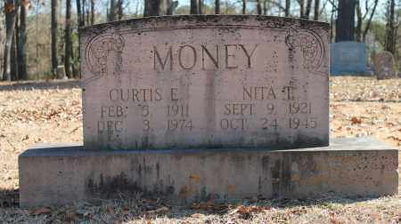 MONEY, CURTIS E - Etowah County, Alabama | CURTIS E MONEY - Alabama Gravestone Photos
