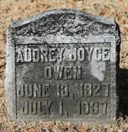 OWEN, AUDREY JOYCE - Etowah County, Alabama | AUDREY JOYCE OWEN - Alabama Gravestone Photos