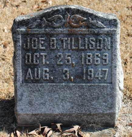 TILLISON, JOE B - Etowah County, Alabama | JOE B TILLISON - Alabama Gravestone Photos