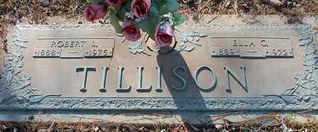 TILLISON, ROBERT L - Etowah County, Alabama | ROBERT L TILLISON - Alabama Gravestone Photos
