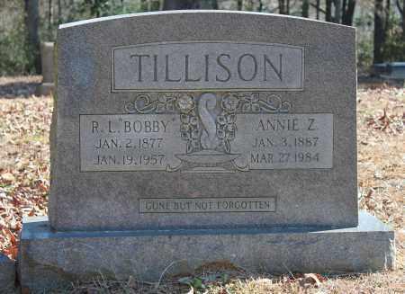 TILLISON, ANNIE Z - Etowah County, Alabama | ANNIE Z TILLISON - Alabama Gravestone Photos