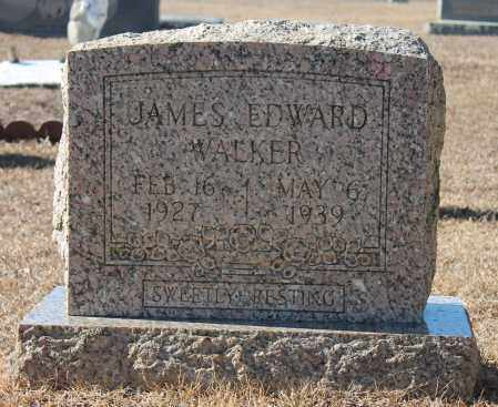 WALKER, JAMES EDWARD - Etowah County, Alabama | JAMES EDWARD WALKER - Alabama Gravestone Photos