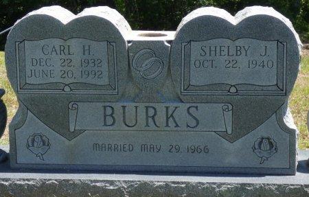BURKS, CARL H - Fayette County, Alabama   CARL H BURKS - Alabama Gravestone Photos