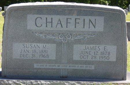 CHAFFIN, JAMES ELIAS - Fayette County, Alabama | JAMES ELIAS CHAFFIN - Alabama Gravestone Photos