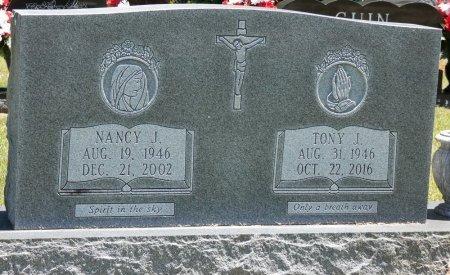 GILMORE, TONY J - Fayette County, Alabama | TONY J GILMORE - Alabama Gravestone Photos