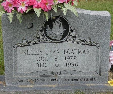BOATMAN, KELLY JEAN - Franklin County, Alabama | KELLY JEAN BOATMAN - Alabama Gravestone Photos