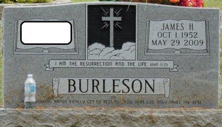 BURLESON, JAMES HOWARD - Franklin County, Alabama   JAMES HOWARD BURLESON - Alabama Gravestone Photos