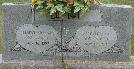 BELL DILL, MARGARET IDA - Franklin County, Alabama | MARGARET IDA BELL DILL - Alabama Gravestone Photos
