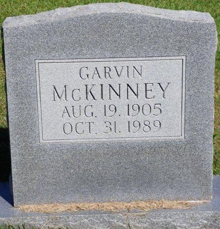 MCKINNEY, GARVIN - Franklin County, Alabama | GARVIN MCKINNEY - Alabama Gravestone Photos