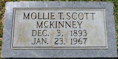 MCKINNEY, MOLLIE TEXANNA - Franklin County, Alabama | MOLLIE TEXANNA MCKINNEY - Alabama Gravestone Photos