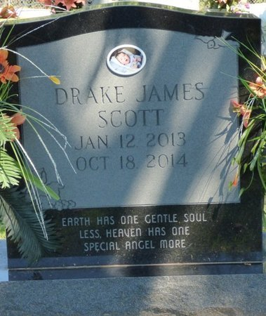 SCOTT, DRAKE JAMES - Franklin County, Alabama | DRAKE JAMES SCOTT - Alabama Gravestone Photos