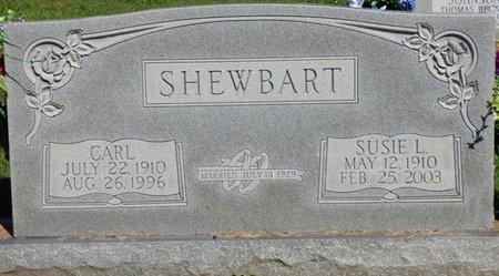 SHEWBART, SUSIE L - Franklin County, Alabama | SUSIE L SHEWBART - Alabama Gravestone Photos