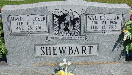 SHEWBART, MAVIS L - Franklin County, Alabama | MAVIS L SHEWBART - Alabama Gravestone Photos