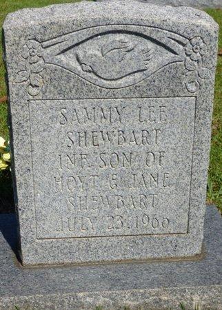 SHEWBART, SAMMY LEE - Franklin County, Alabama   SAMMY LEE SHEWBART - Alabama Gravestone Photos