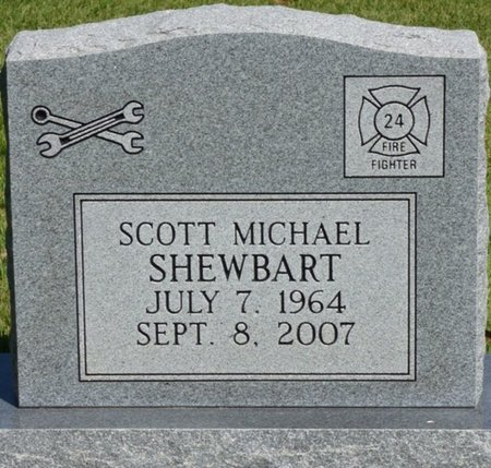 SHEWBART, SCOTT MICHAEL - Franklin County, Alabama | SCOTT MICHAEL SHEWBART - Alabama Gravestone Photos