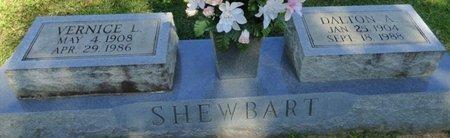 SHEWBART, VERNICE LAUREL - Franklin County, Alabama | VERNICE LAUREL SHEWBART - Alabama Gravestone Photos