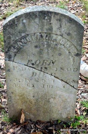 MOORE, ANDREW, DR. - Jackson County, Alabama | ANDREW, DR. MOORE - Alabama Gravestone Photos
