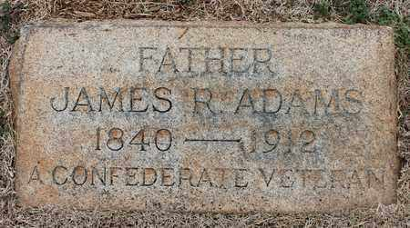 ADAMS, JAMES R - Jefferson County, Alabama | JAMES R ADAMS - Alabama Gravestone Photos