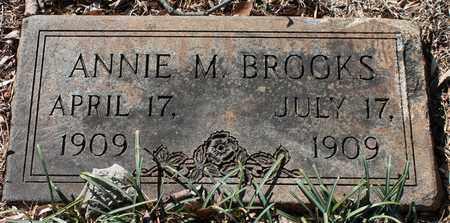 BROOKS, ANNIE M - Jefferson County, Alabama | ANNIE M BROOKS - Alabama Gravestone Photos