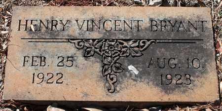 BRYANT, HENRY VINCENT - Jefferson County, Alabama | HENRY VINCENT BRYANT - Alabama Gravestone Photos