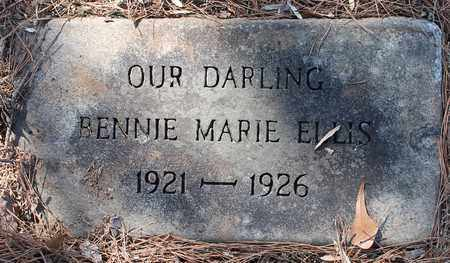 ELLIS, BENNIE MARIE - Jefferson County, Alabama   BENNIE MARIE ELLIS - Alabama Gravestone Photos