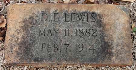 LEWIS, D W - Jefferson County, Alabama | D W LEWIS - Alabama Gravestone Photos