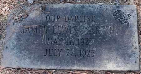 MARTINE, JAMES LEWIS - Jefferson County, Alabama | JAMES LEWIS MARTINE - Alabama Gravestone Photos