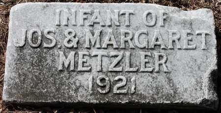 METZLER, INFANT - Jefferson County, Alabama | INFANT METZLER - Alabama Gravestone Photos