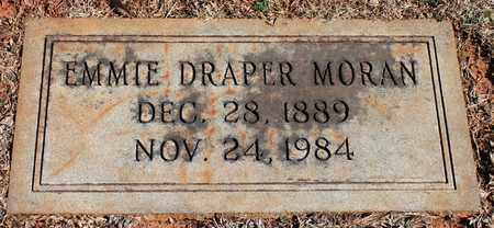 DRAPER MORAN, EMMIE - Jefferson County, Alabama | EMMIE DRAPER MORAN - Alabama Gravestone Photos