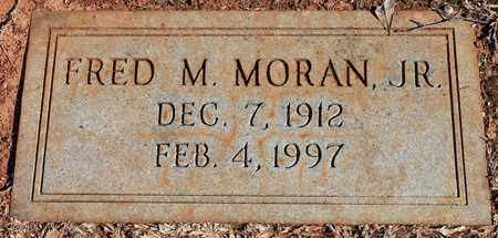 MORAN, JR, FRED M - Jefferson County, Alabama | FRED M MORAN, JR - Alabama Gravestone Photos