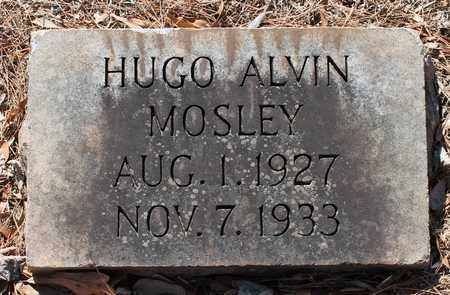 MOSLEY, HUGO ALVIN - Jefferson County, Alabama | HUGO ALVIN MOSLEY - Alabama Gravestone Photos