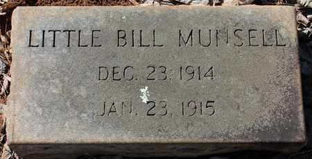 MUNSELL, BILL - Jefferson County, Alabama | BILL MUNSELL - Alabama Gravestone Photos