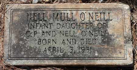 O'NEILL, NELL MULL - Jefferson County, Alabama | NELL MULL O'NEILL - Alabama Gravestone Photos