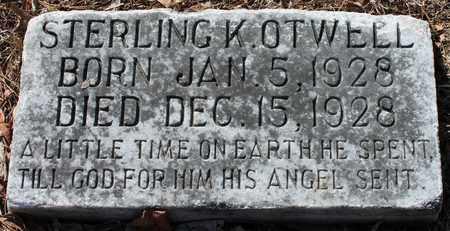 OTWELL, STERLING K - Jefferson County, Alabama | STERLING K OTWELL - Alabama Gravestone Photos