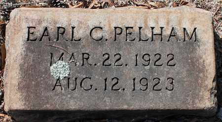 PELHAM, EARL C - Jefferson County, Alabama | EARL C PELHAM - Alabama Gravestone Photos