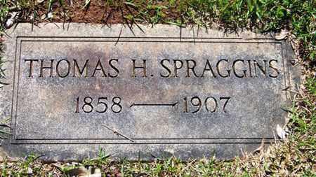 SPRAGGINS, THOMAS HEARIN - Jefferson County, Alabama | THOMAS HEARIN SPRAGGINS - Alabama Gravestone Photos
