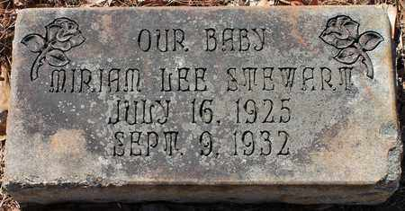 STEWART, MIRIAM LEE - Jefferson County, Alabama | MIRIAM LEE STEWART - Alabama Gravestone Photos