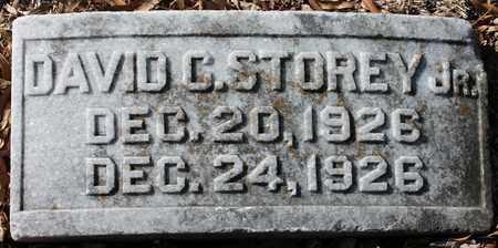 STOREY, JR, DAVID C - Jefferson County, Alabama | DAVID C STOREY, JR - Alabama Gravestone Photos