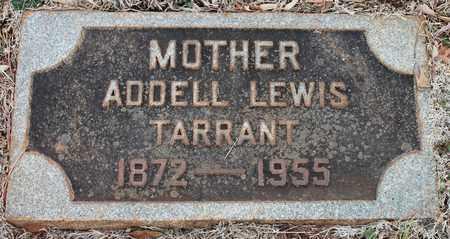 LEWIS TARRANT, ADDELL - Jefferson County, Alabama | ADDELL LEWIS TARRANT - Alabama Gravestone Photos
