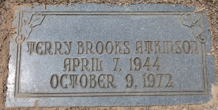 ATKINSON, TERRY BROOKS - Lamar County, Alabama | TERRY BROOKS ATKINSON - Alabama Gravestone Photos