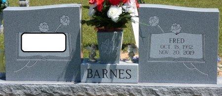 BARNES, FRED - Lamar County, Alabama | FRED BARNES - Alabama Gravestone Photos